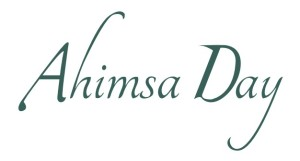 Ahimsa Day